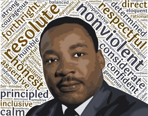 Martin Luther King, Jr image