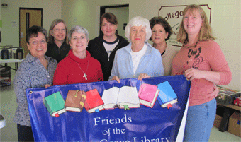 Friends of the Grove Library
