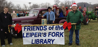Friends of the Leipers Fork Library